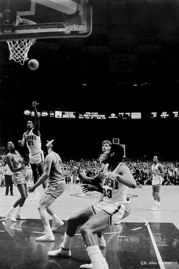 College basketball archived classic- Walter Berry