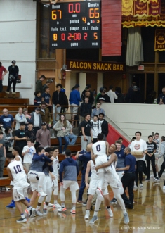 Stepinac beat Bishop O'Connor in the Final of the Torrey Pines Holiday Classic