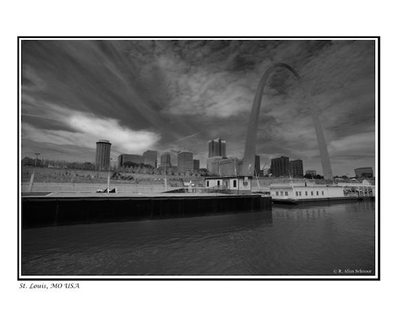 St Louis, MO USA Gateway Arch
