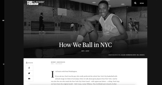 Kenny Anderson Molloy - Players Tribune Original image